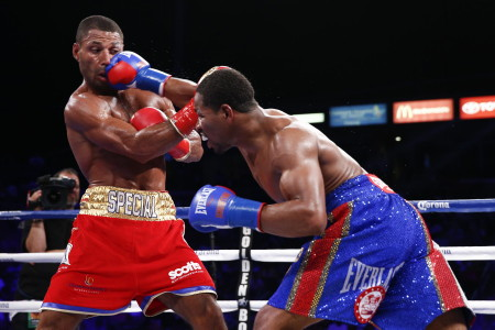 Kell Brook Shawn Porter