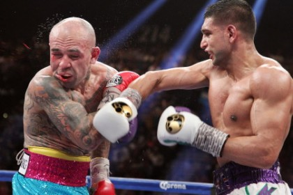 Amir Khan Luis Collazo