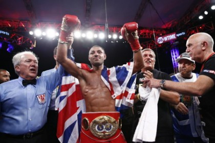 Kell Brook vs Shawn Porter