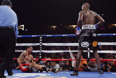 Peter Quillin Winky Wright