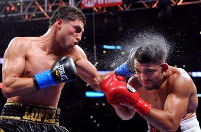 Ortiz Lopez Ortiz vs. Lopez  victor ortiz