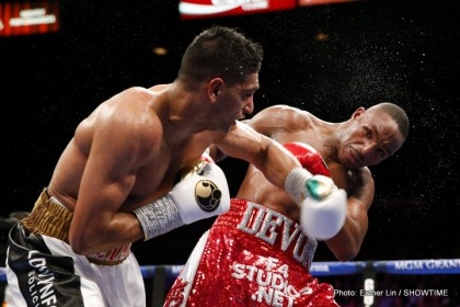 Amir Khan Devon Alexander Keith Thurman Khan vs. Alexander Khan-Alexander