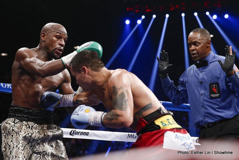 Marcos Rene Maidana PBC Premier Boxing Champions
