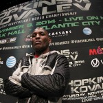 - Latest Bernard Hopkins Sergey Kovalev