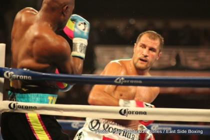 Bernard Hopkins Sergey Kovalev Hopkins vs. Kovalev