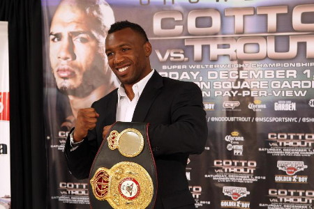 Cotto Trout Cotto vs. Trout  miguel cotto austin trout