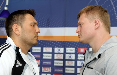 Alexander Povetkin Ruslan Chagaev Chagaev vs. Povetkin