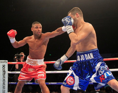 Amir Khan Ionut Dan Ion Kell Brook