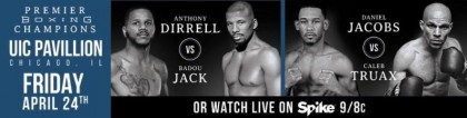 Anthony Dirrell Daniel Jacobs Badou Jack Caleb Truax Dirrell vs. Jack Dirrell-Jack