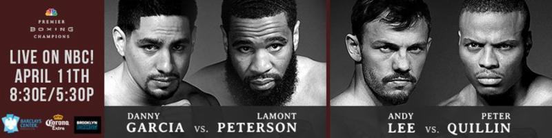 Danny Garcia lamont peterson Angel Garcia Garcia vs. Peterson Garcia-Peterson
