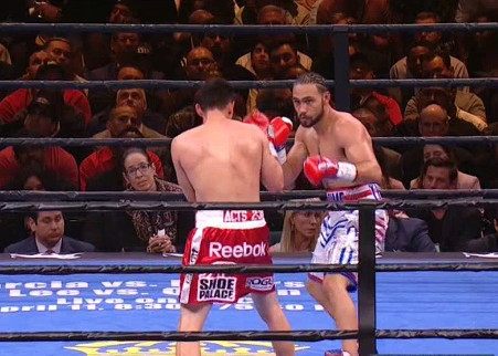Keith Thurman Luis Collazo