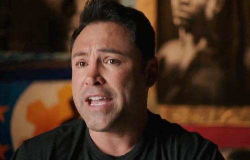Canelo Alvarez Floyd Mayweather Jr Oscar De La Hoya