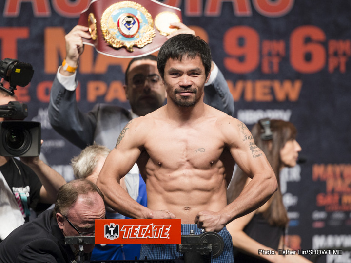 Lucas Matthysse Manny Pacquiao Bob Arum Golden Boy Promotions Pacquiao vs. Matthysse top rank