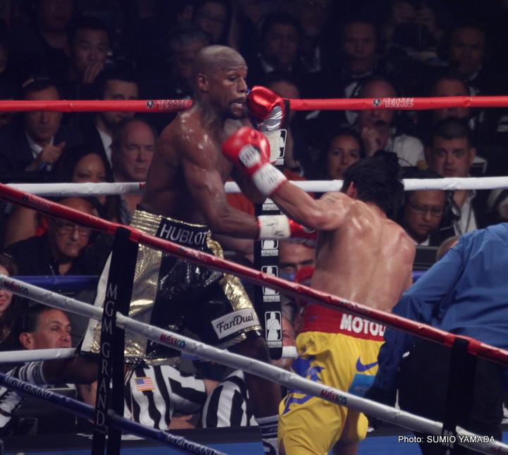 Golovkin: Pacquiao Lost Control Of Mayweather Fight