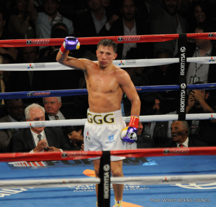 Golovkin-Canelo is not realistic until 2016, says Loeffler ... Boxing News 24