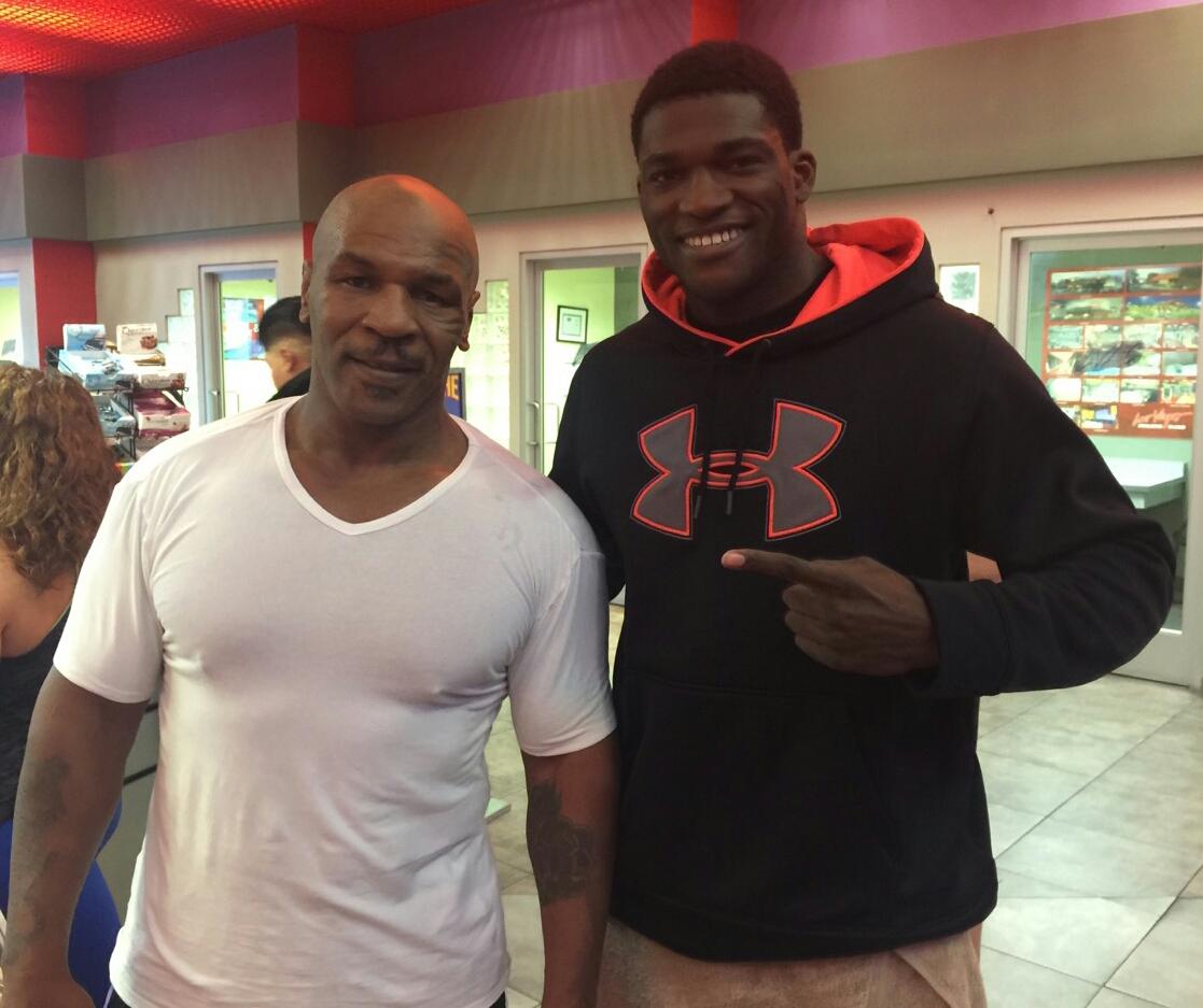 - Latest Mike Tyson Muhammad Ali