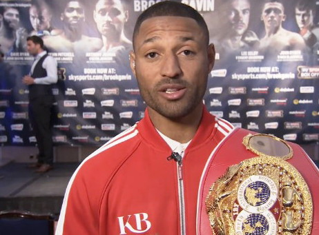 Anthony Joshua Kell Brook