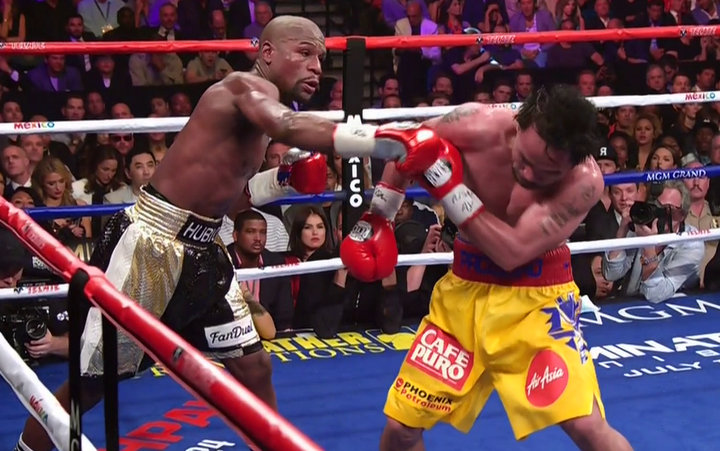 Floyd Mayweather Jr Manny Pacquiao
