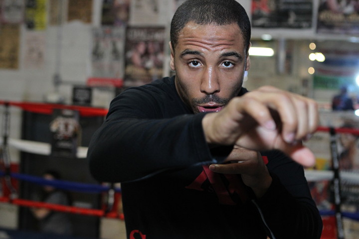 andre ward latest fight