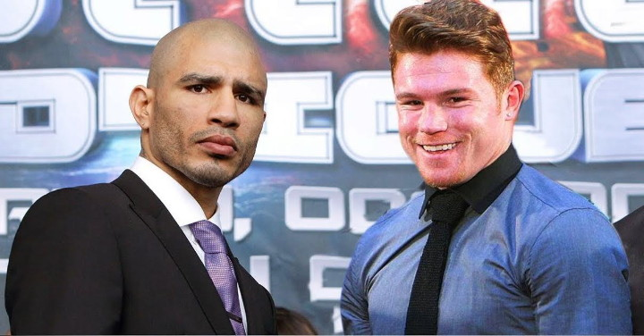 Miguel Cotto Saul Alvarez Cotto vs. Canelo Cotto-Canelo