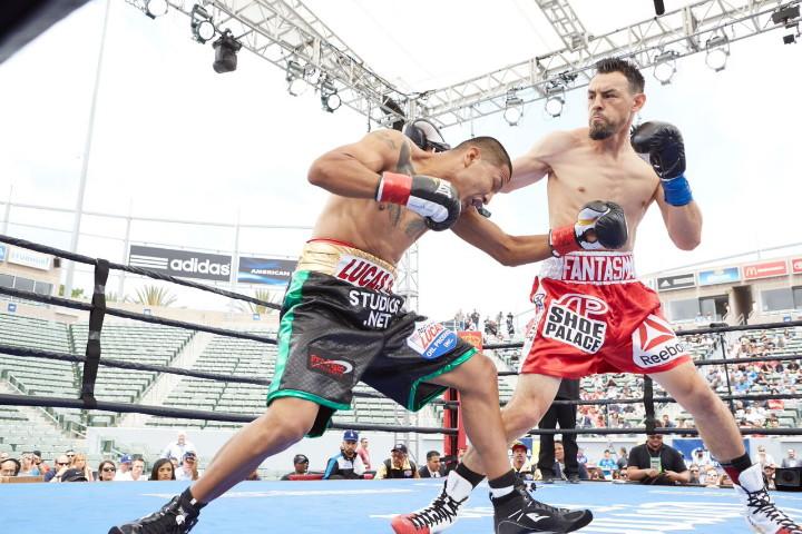 Robert Guerrero Vic Darchinyan Aaron Martinez Guerrero vs. Martinez Guerrero-Martinez
