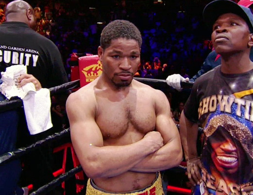 Amir Khan Kell Brook Shawn Porter