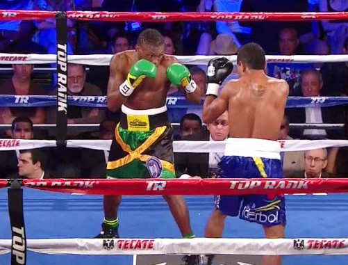 Vasyl Lomachenko Miguel Marriaga Nicholas Walters Walters vs. Marriaga Walters-Marriaga