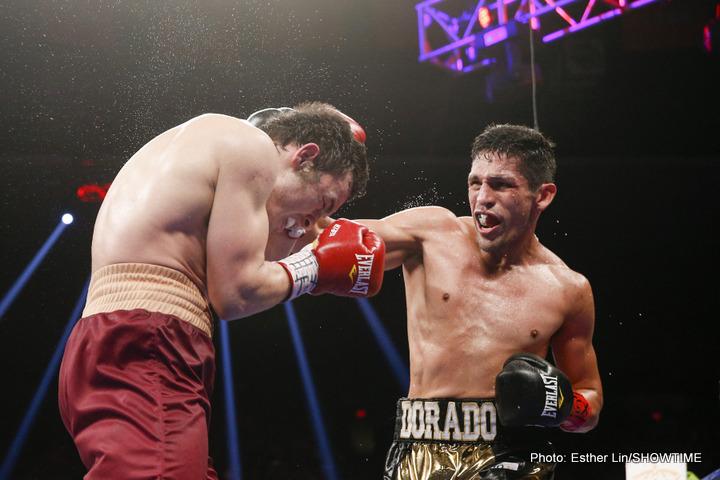 Julio Cesar Chavez Jr vs Marco Reyes