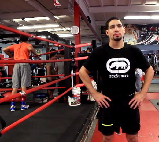 Danny Garcia: A Fight Against Floyd Mayweather Jr. Is
