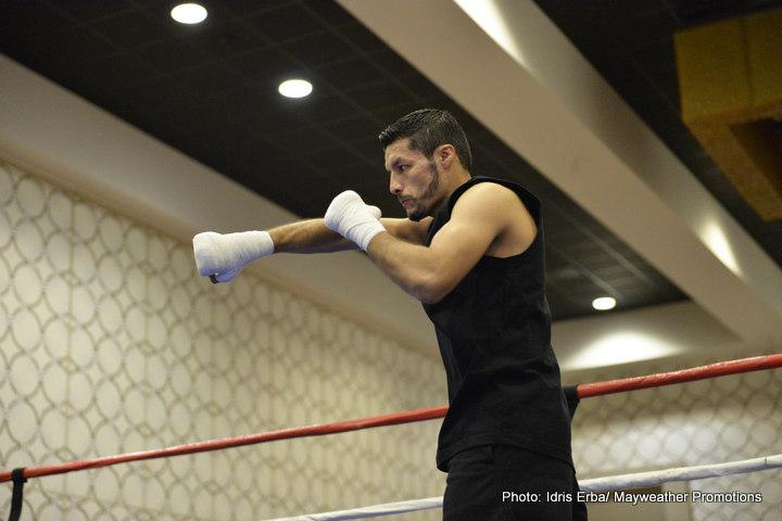 - Latest Andre Berto George Groves Jhonny Gonzalez