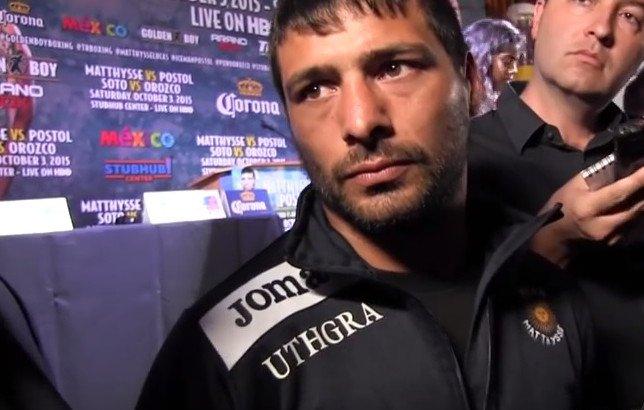 - Latest Julio Cesar Chavez Jr. Lucas Matthysse Saul Alvarez Emmanuel Taylor Matthysse vs. Taylor