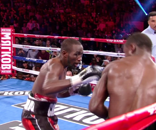 Manny Pacquiao Terence Crawford Crawford vs. Jean Crawford-Jean Dierry Jean