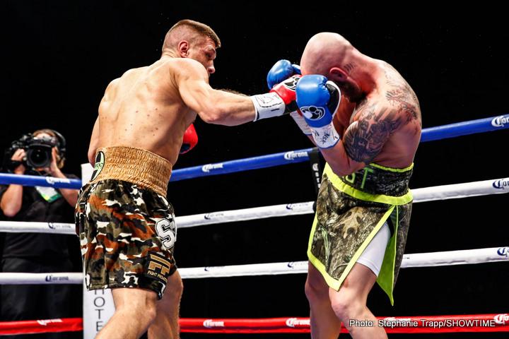 Canelo Alvarez Daniel Jacobs Jacobs vs. Derevyanchenko Sergiy Derevyanchenko