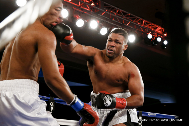 Jarrell Miller vs Donovan Dennis » Boxing News 24 Boxing News 24