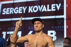 Jean Pascal Sergey Kovalev Kovalev vs. Pascal Kovalev-Pascal