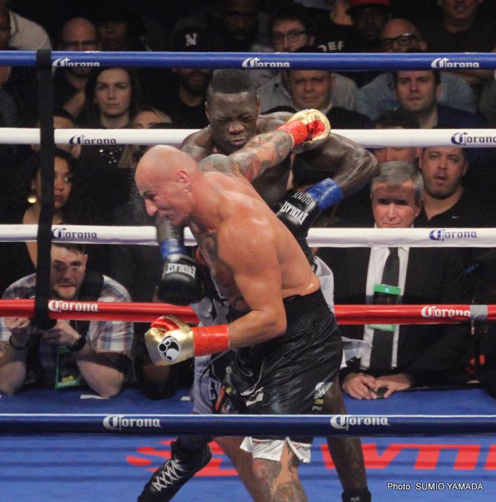 Szpilka Thinks Povetkin Beats Deontay Wilder » Boxing News
