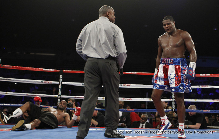 Tony Thompson Luis Ortiz Ortiz vs. Thompson Ortiz-Thompson