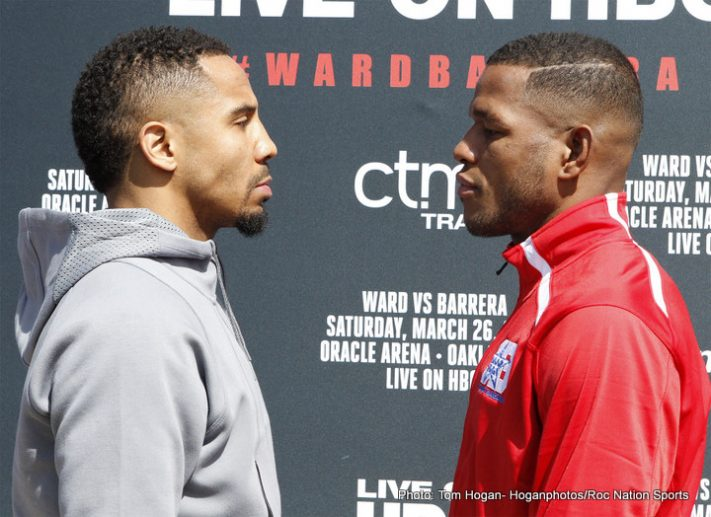 - Latest Andre Ward