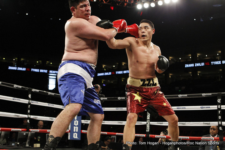1-ZhileiOrtiz_Hoganphoto » Boxing News 24 Boxing News 24