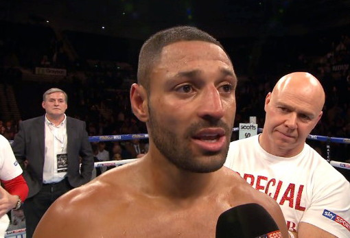 Kell Brook Brook vs. Vargas Brook-Vargas Jessie Vargas