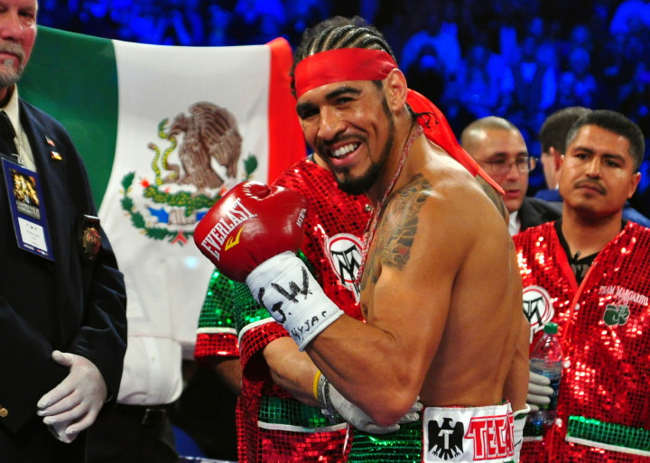 Antonio Margarito Jorge Paez Jr Margarito vs. Paez Margarito-Paez Jr
