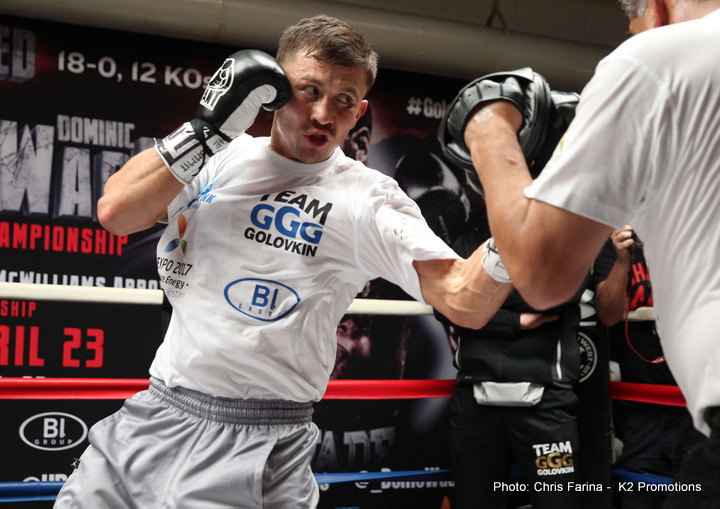 The Gennady 'GGG' Golovkin inquiries III - Boxing News