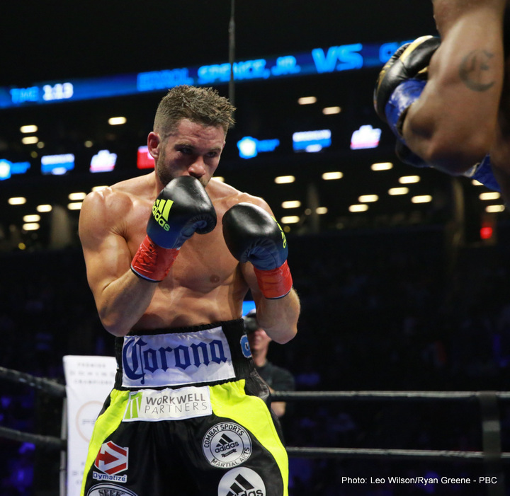 Was Algieri Weight-drained For Errol Spence Fight?