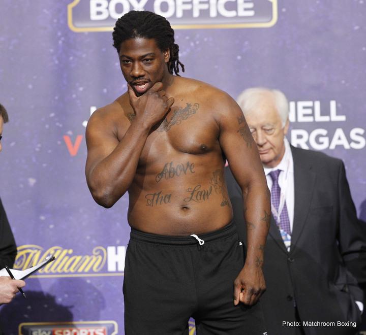 IBF world champion Anthony Joshua taunts Tyson Fury after demolishing Charles Martin