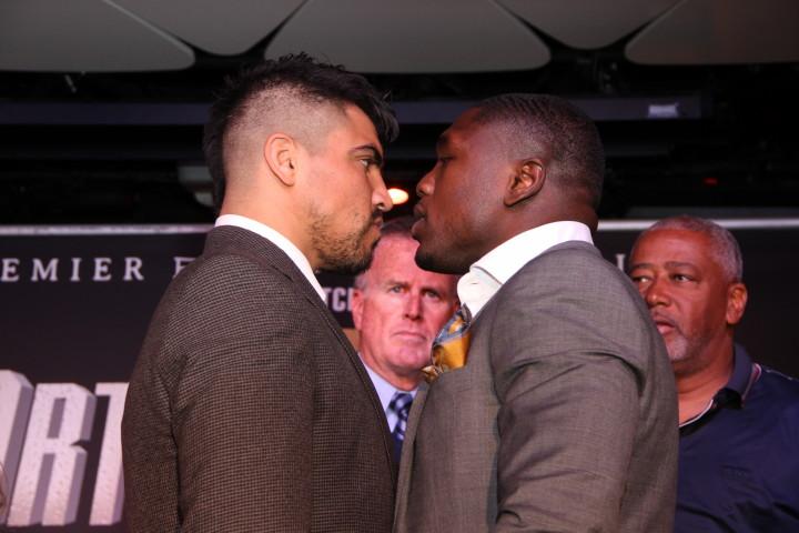 Fox Premiere Boxing Champions ORTIZ vs BERTO II The Rematch - Press Conference