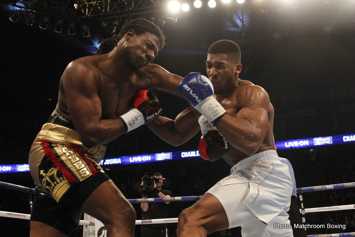 Hearn wants Joshua vs. Fury in November » Boxing News Boxing News 24