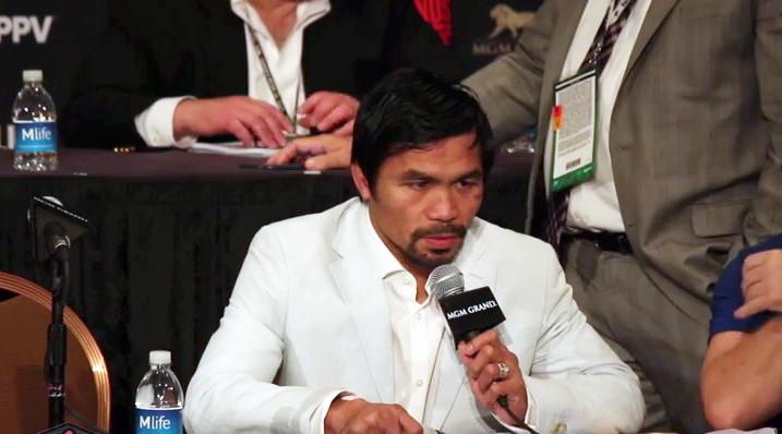 Amir Khan Manny Pacquiao Jeff Horn Pacquiao vs. Khan