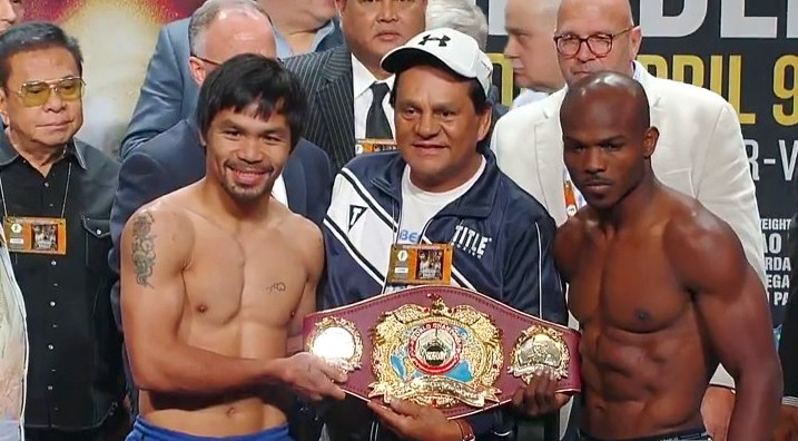 Arthur Abraham Manny Pacquiao Timothy Bradley