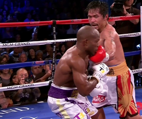 Pacquiao Decisions Bradley » Boxing News