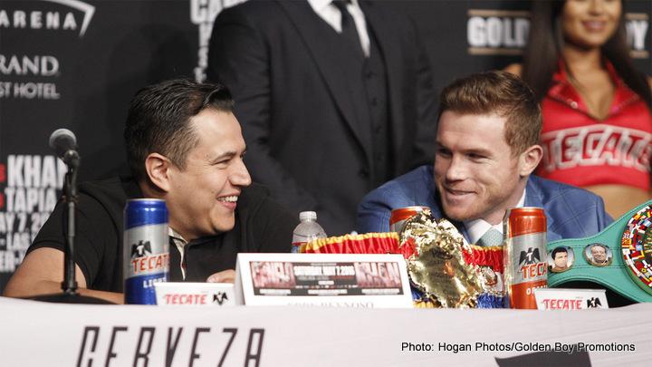 Canelo Alvarez vacates WBC title; Golovkin full champion